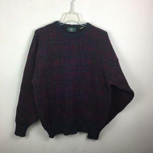 Embassy Row Scottish wool sweater